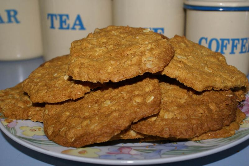 Anzacbiscuits