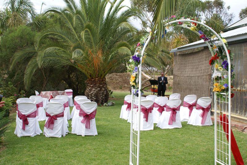 Weddingsetting
